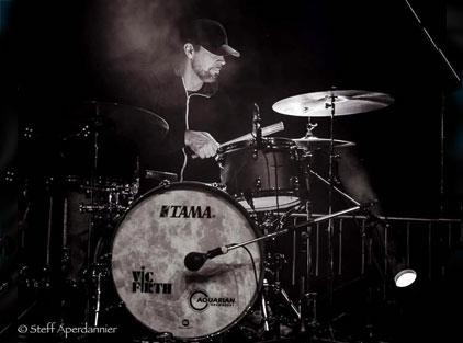Tommy Fischer (Schlagzeug)